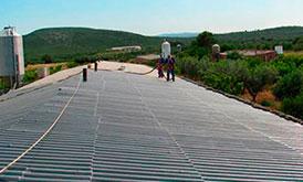 Impermeabilización de tejados Barcelona