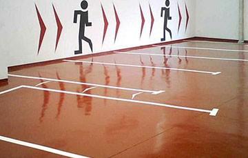 Rehabilitación pavimentos pistas deportivas Barcelona