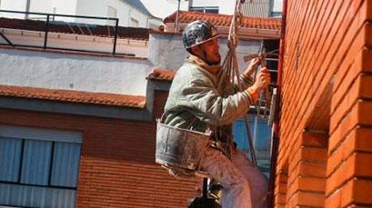 Trabajo vertical en comunidad de propietarios
