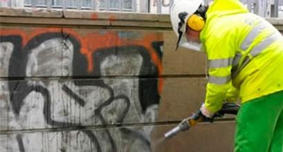 Eliminación y prevención grafitis Barcelona