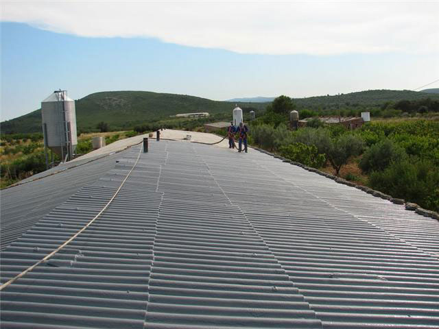 Impermeabilizaciones techos y tejados Barcelona