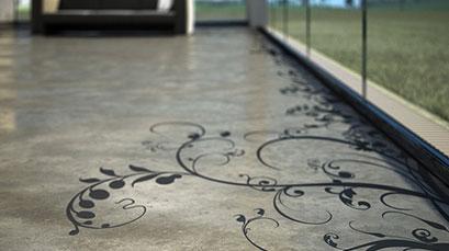 Tipos de pavimentos decorativos