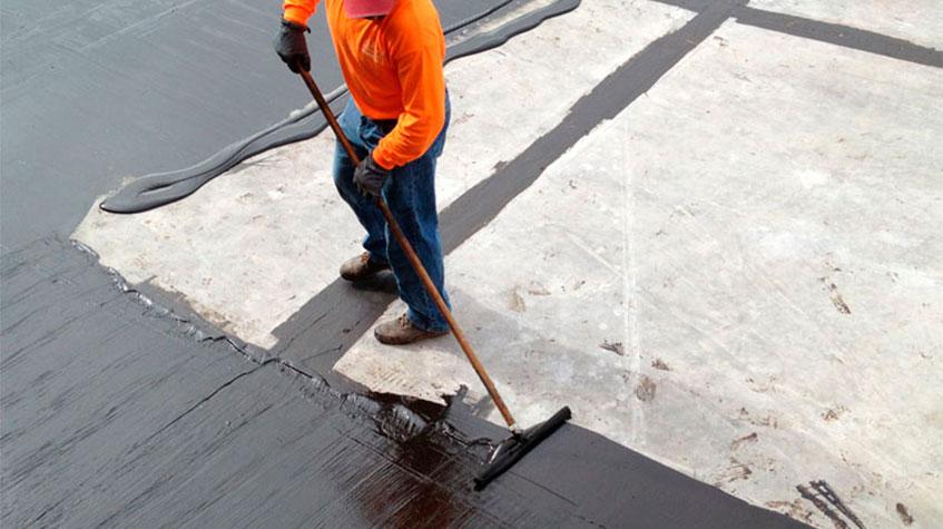 Empresa impermeabilización de cubiertas y terrazas Barcelona