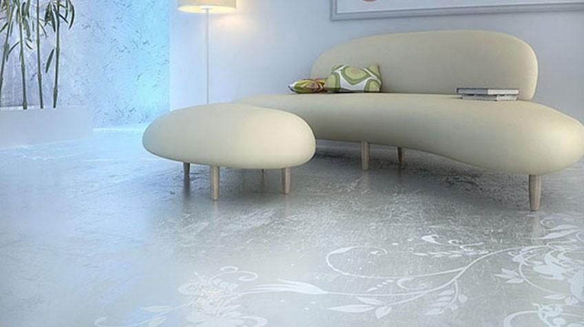 Pavimentos y suelos decorativos