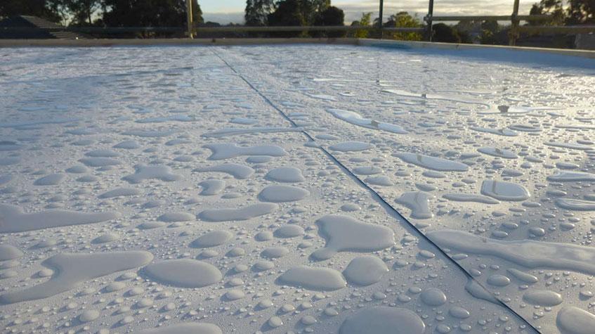 Impermeabilización de terrazas y cubiertas en Barcelona