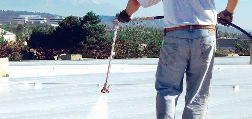 Impermeabilización de cubiertas y tejados en Girona