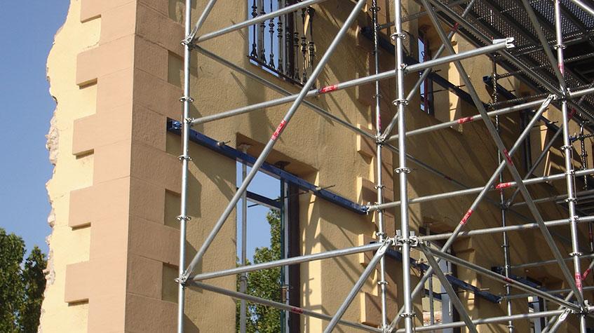 Impermeabilización y rehabilitación de fachadas en Barcelona