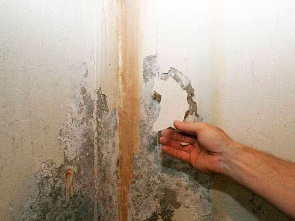 Impermeabilización de humedades casa