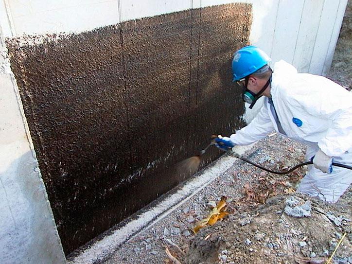 Impermeabilización de humedades en hogares
