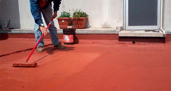 Impermeabilizaciones de suelos y superficies