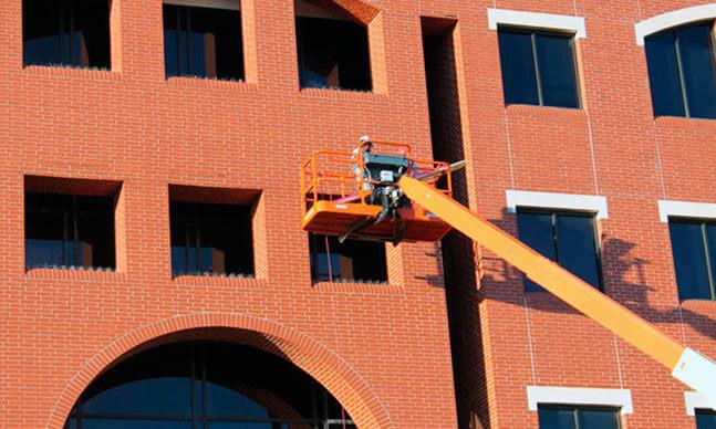 Reparación de fachadas en comunidades