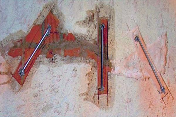 Reparación grietas y fisuras en Barcelona
