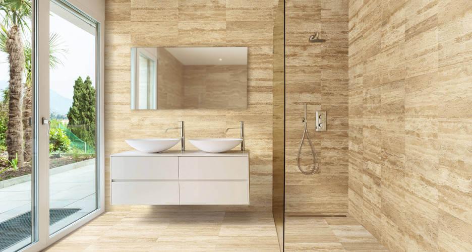 Revestimientos decorativos baños en Barcelona