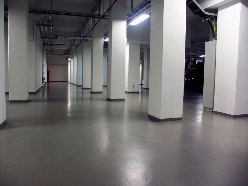 Pavimentación industrial