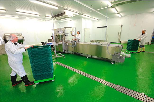 Instalación de suelos clínicos en Barcelona