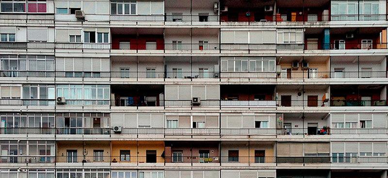Rehabilitación bloques pisos