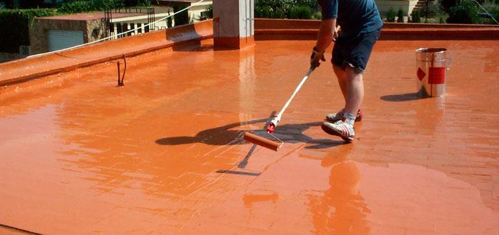 Impermeabilización terrazas Barcelona