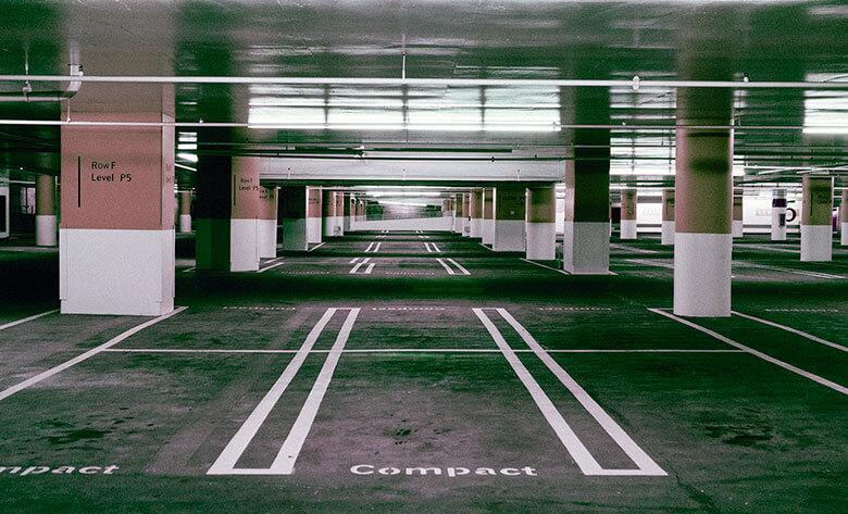 Rehabilitación pavimentos parking