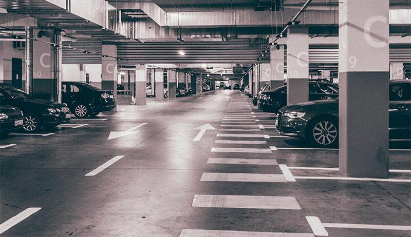 Suelos y pavimentos parking Barcelona