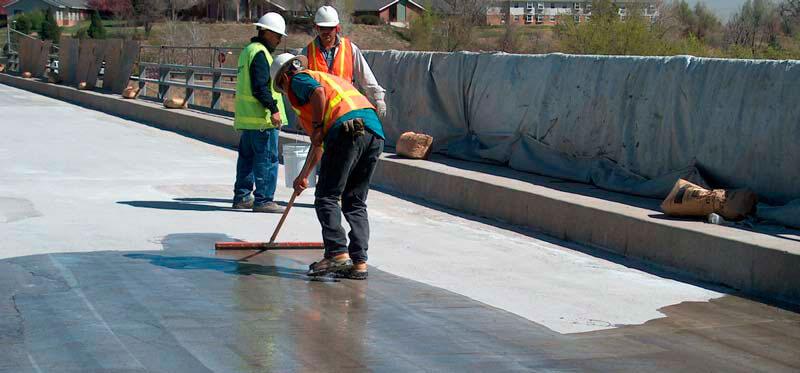 impermeabilización de tejados para quitar las humedades y aislar lluvias