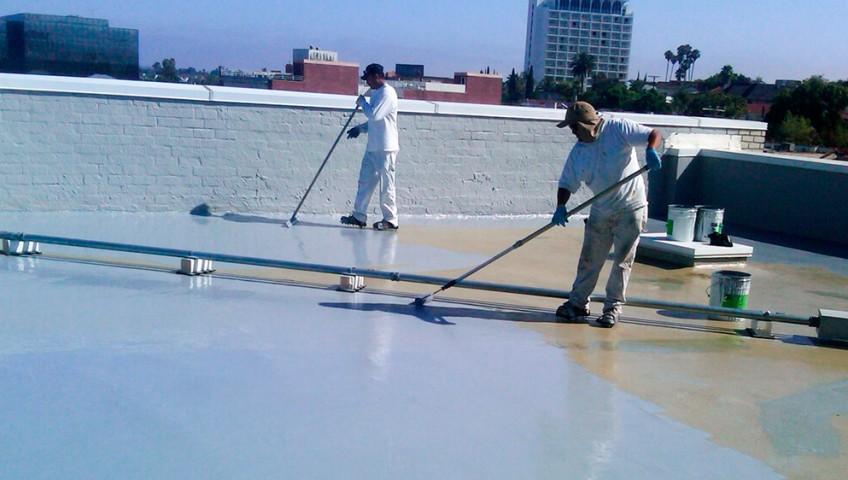 Materiales y métodos para la impermeabilización de terrazas