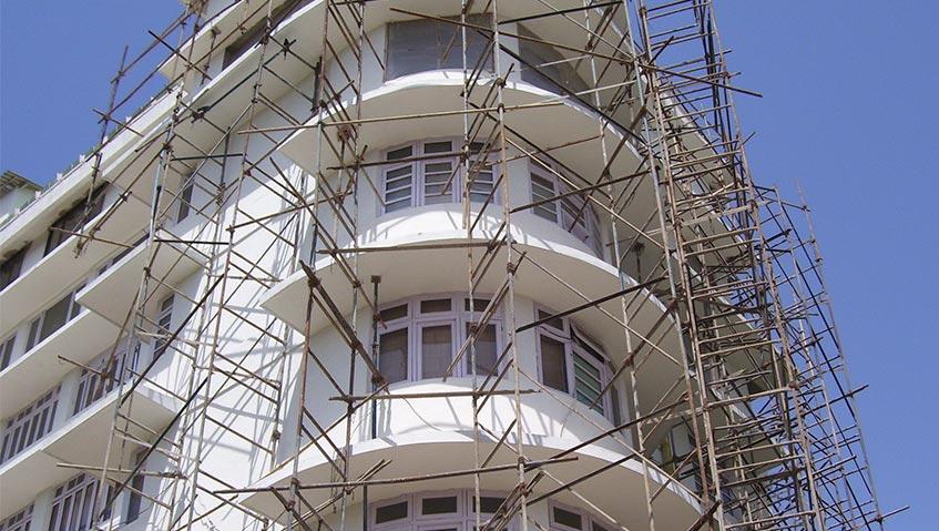 La rehabilitación de los edificios es mejor que la construcción
