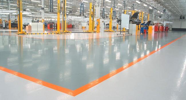 Los mejores suelos y pavimentos para almacenes y naves industriales