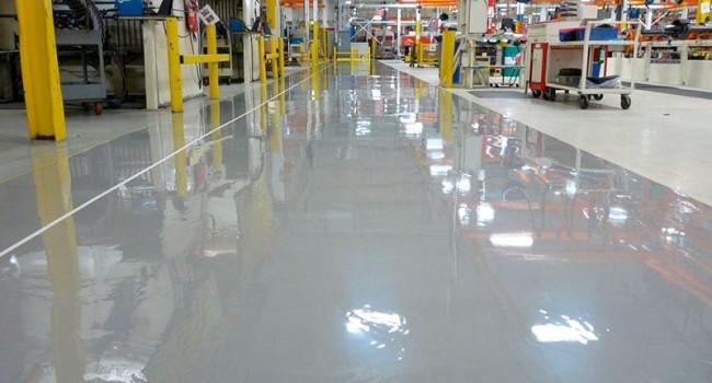 Los pavimentos más útiles el sector industrial
