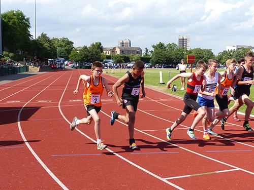 Aspectos importantes para construir una pista de atletismo