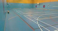 Pavimentos suelos deportivos