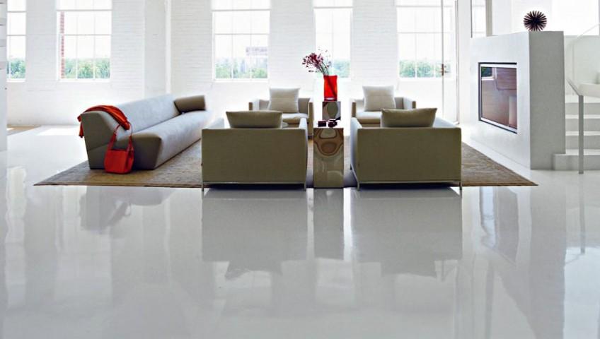 pavimentos de resina para viviendas