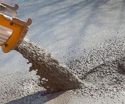Pavimentación industrial con hormigón autocompactante