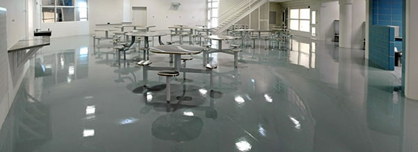 pavimentos de resina para restauración
