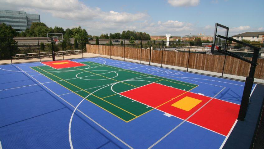 mantenimiento de pavimentos deportivos