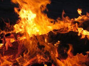 incendio por no utilizar pinturas intumescentes
