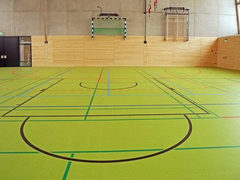 suelo hecho por fabricantes de suelos de deporte en Barcelona