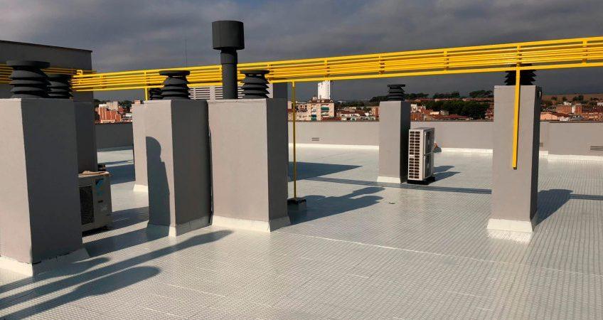 cómo se debe impermeabilizar una terraza en 2021